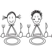 A table ! (Méditation d'Ézéchiel 3.1-4)