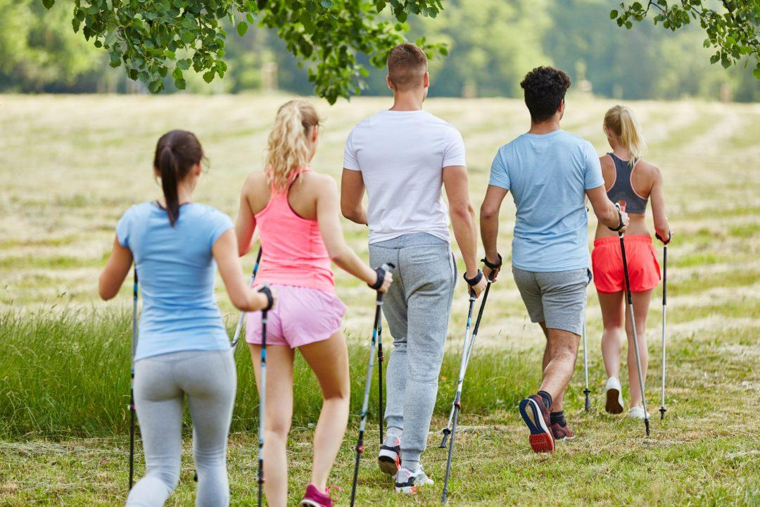 Marche Nordique Sport Santé