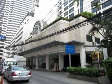 Bel Aire Princess hotelli Bangkokissa