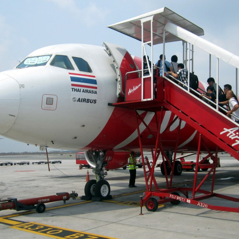 Thai AirAsia Airbus A320 HS-ABI