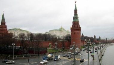 Moskova, Kreml