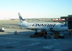 Finnair A319 OH-LVL
