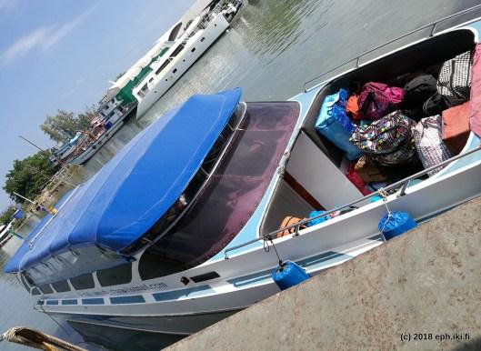 Speed Boat Phuketista Yao Yaille