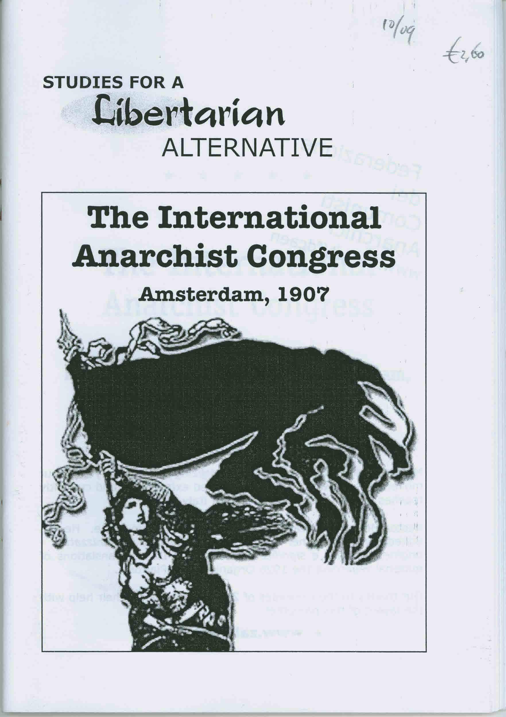The international Anarchist Congress