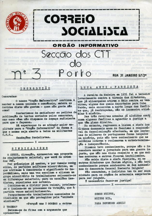 PS_CORREIOSOCIALISTA_SECÇAOdosCTTdoPORTO_N3_BR