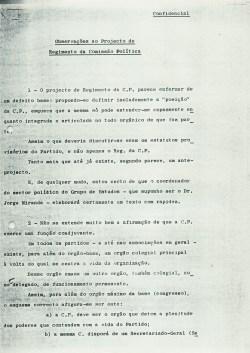 PPD_OBSERVAÇOESaoPROJ_REGIMENTOdaCOMISSAO_POLITICA_BR