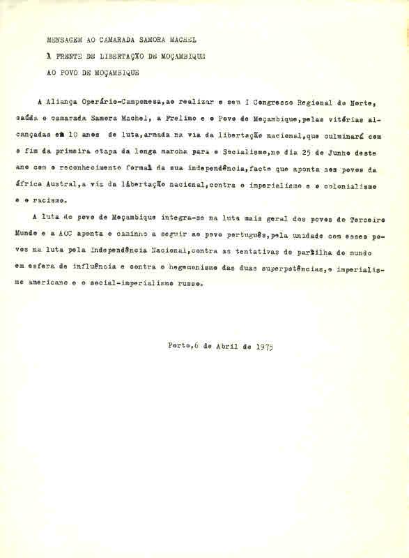 AOC_MENSAGEMaoCAMARADA_SAMORA_MACHEL_PRT6ABR75_BR