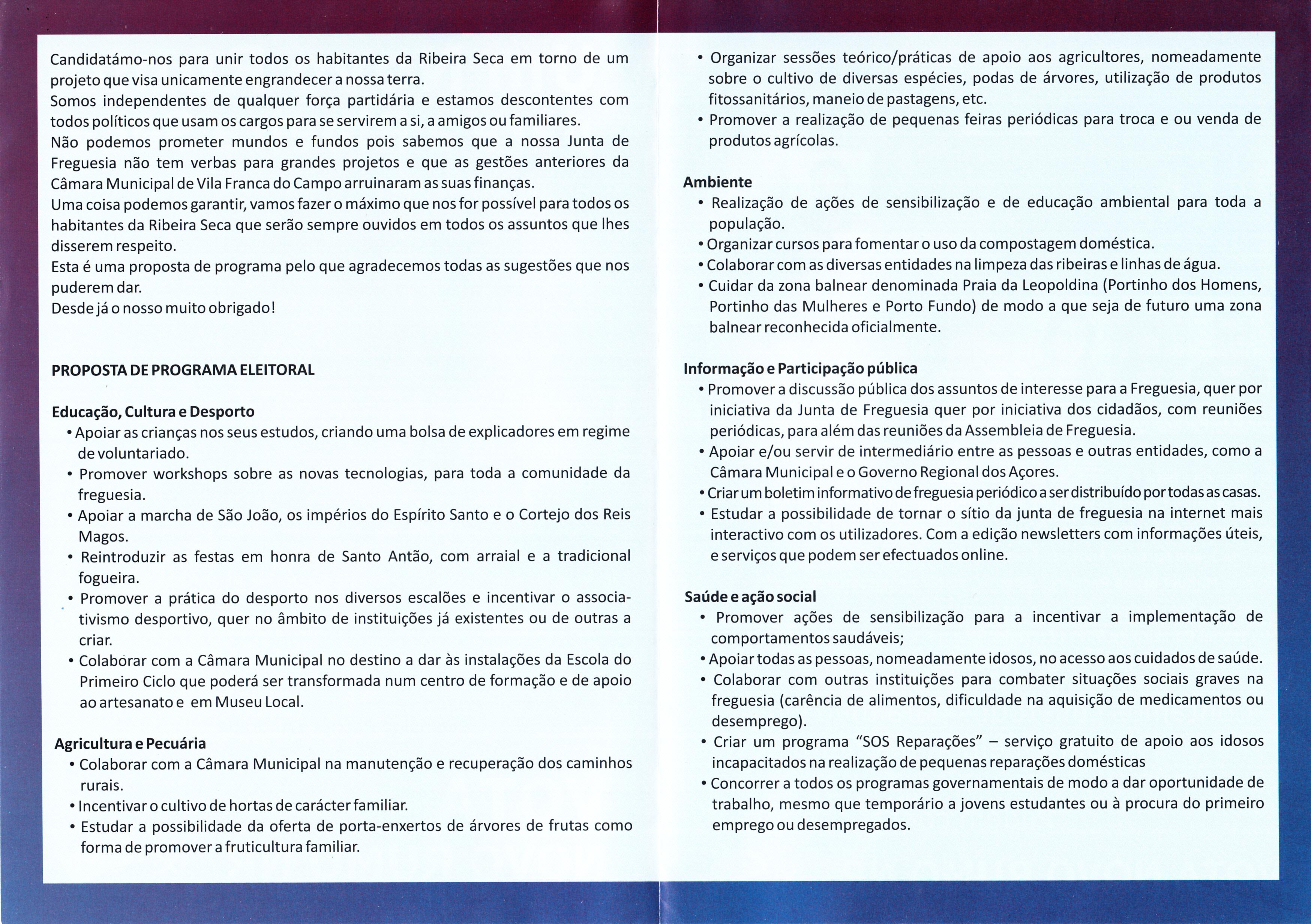 Novo Rumo_2013_Ribeira seca_Acores_0002