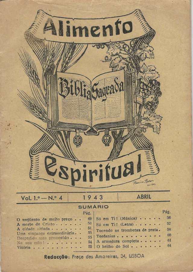 9d821cfc5c1 ALIMENTO ESPIRITUAL – EPHEMERA – Biblioteca e arquivo de José Pacheco  Pereira