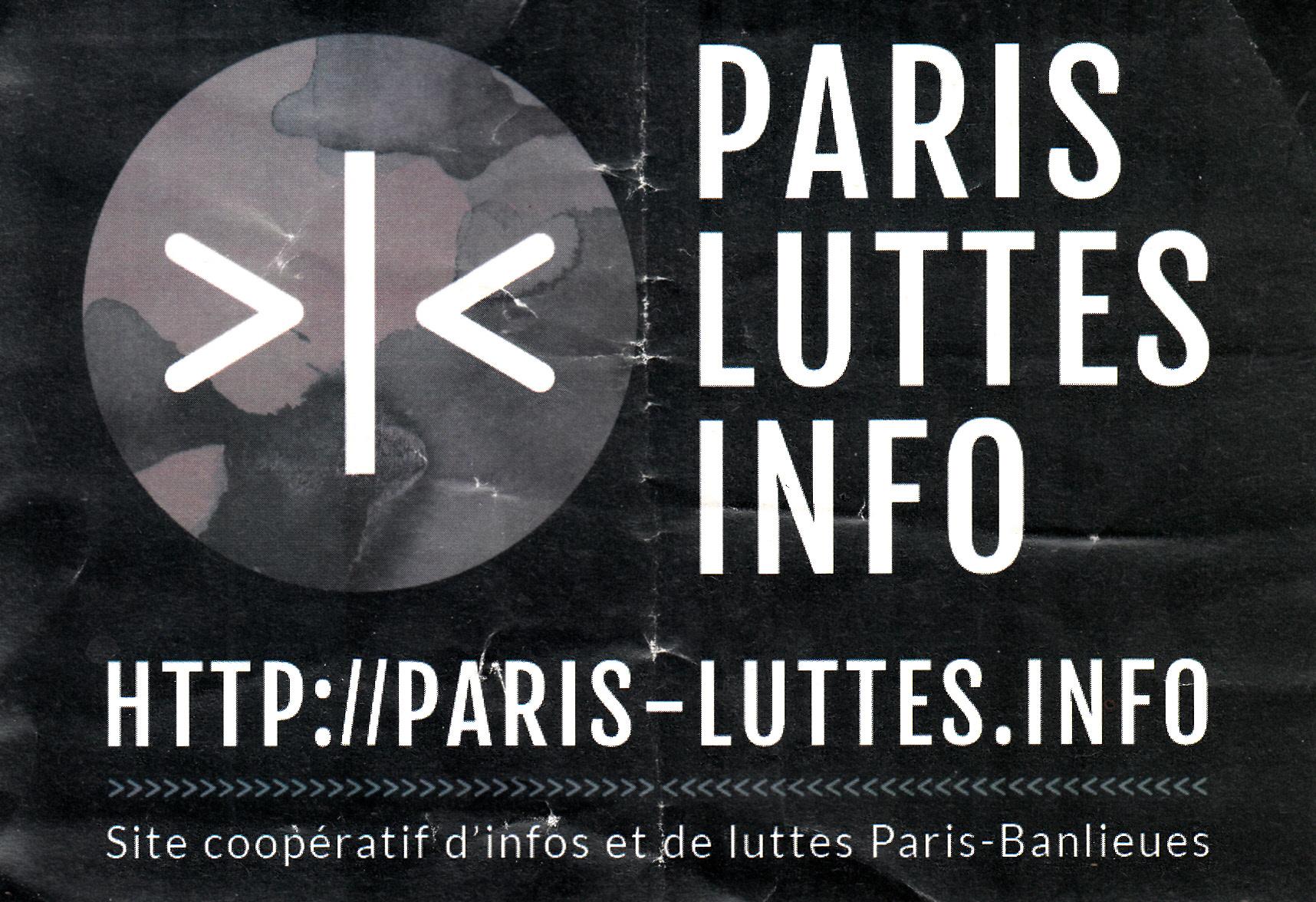 Paris_Luttes
