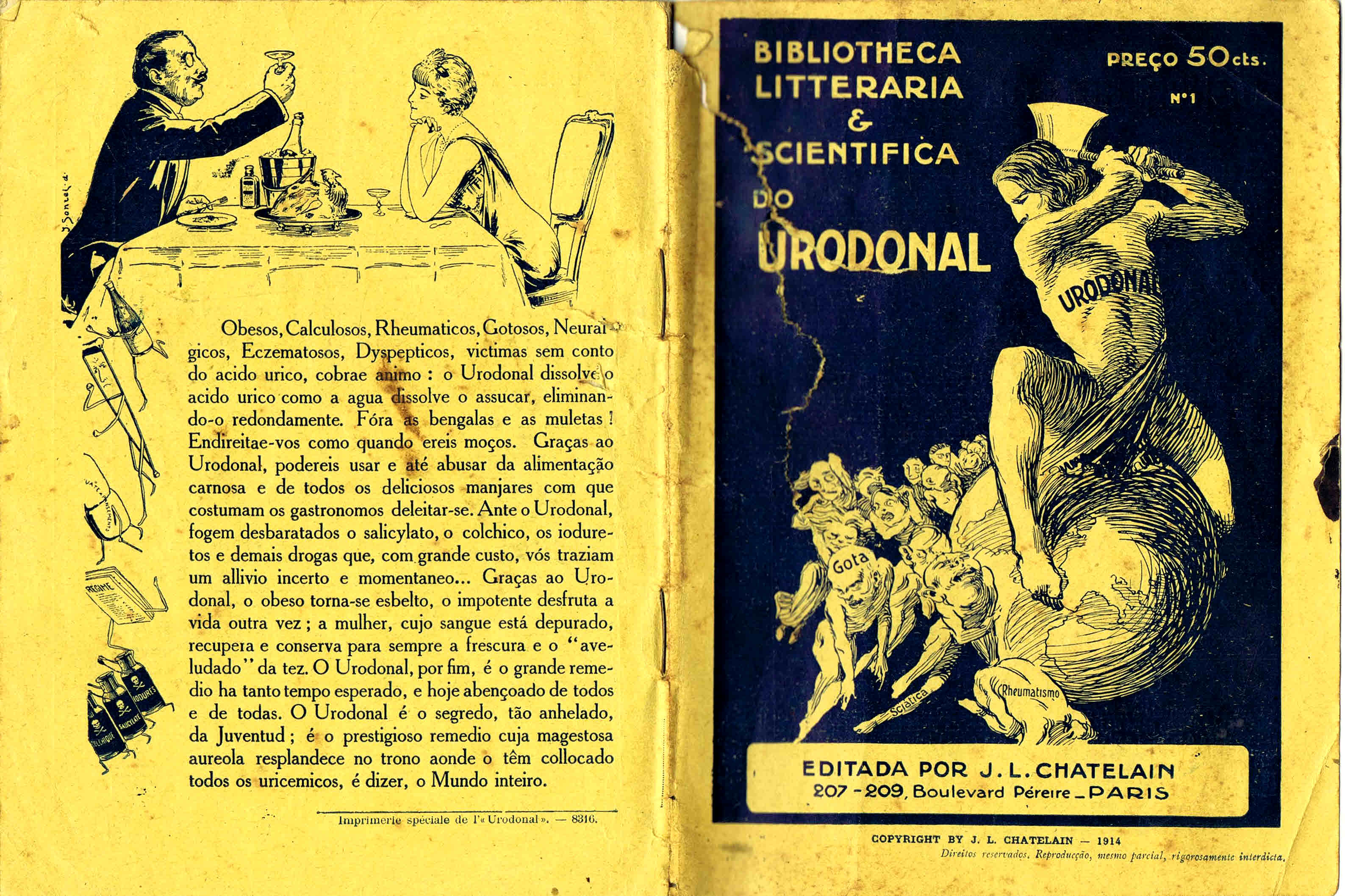biblioteca urodonal