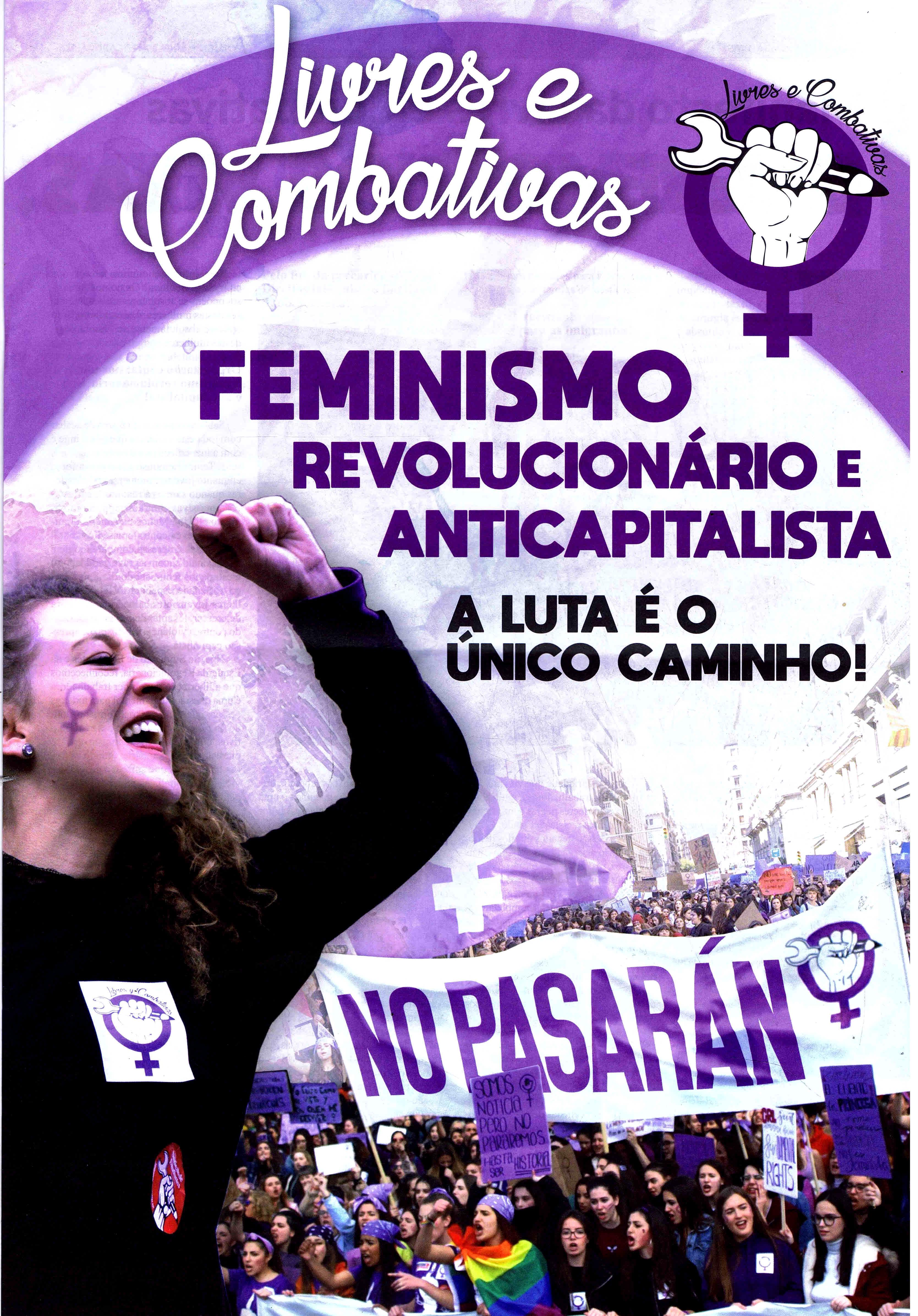 esquerda revolucionaria 2020 folha feminista 1