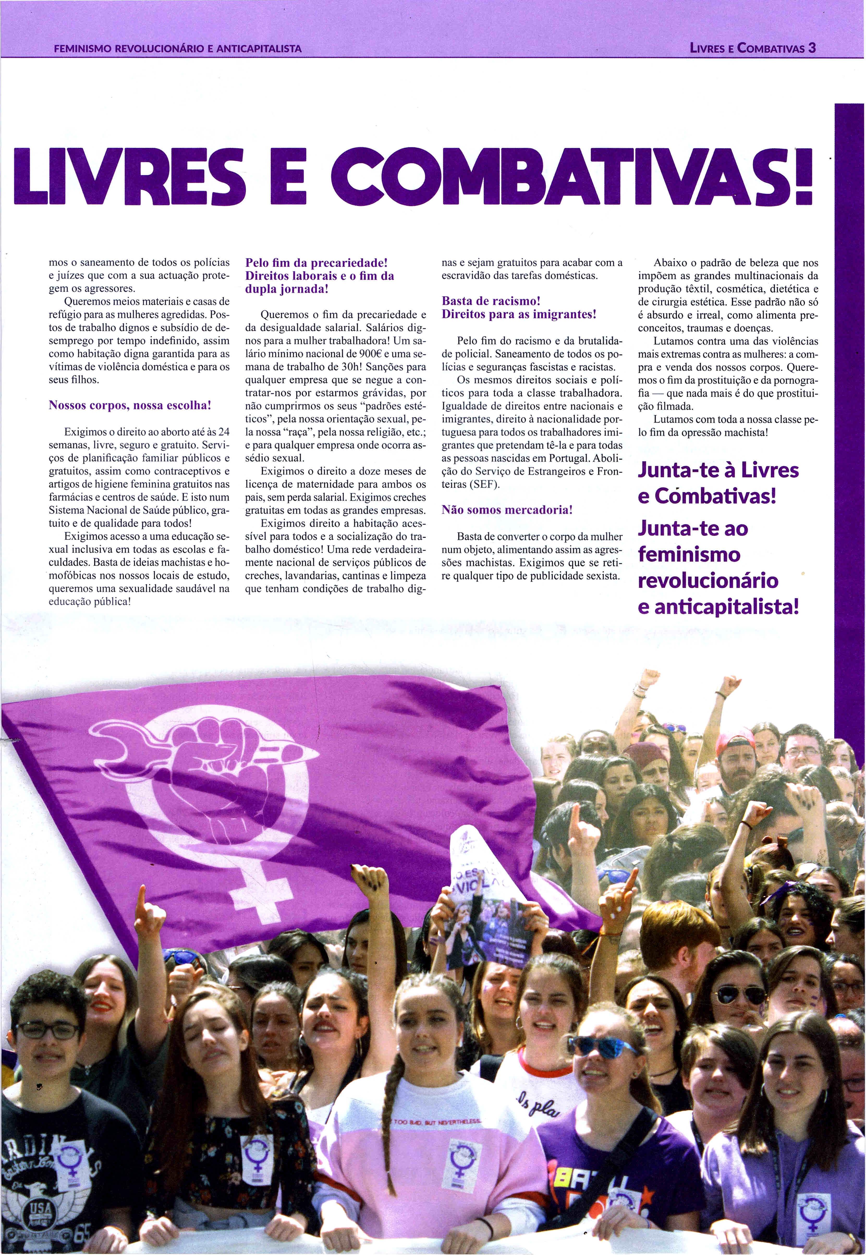 esquerda revolucionaria 2020 folha feminista 3