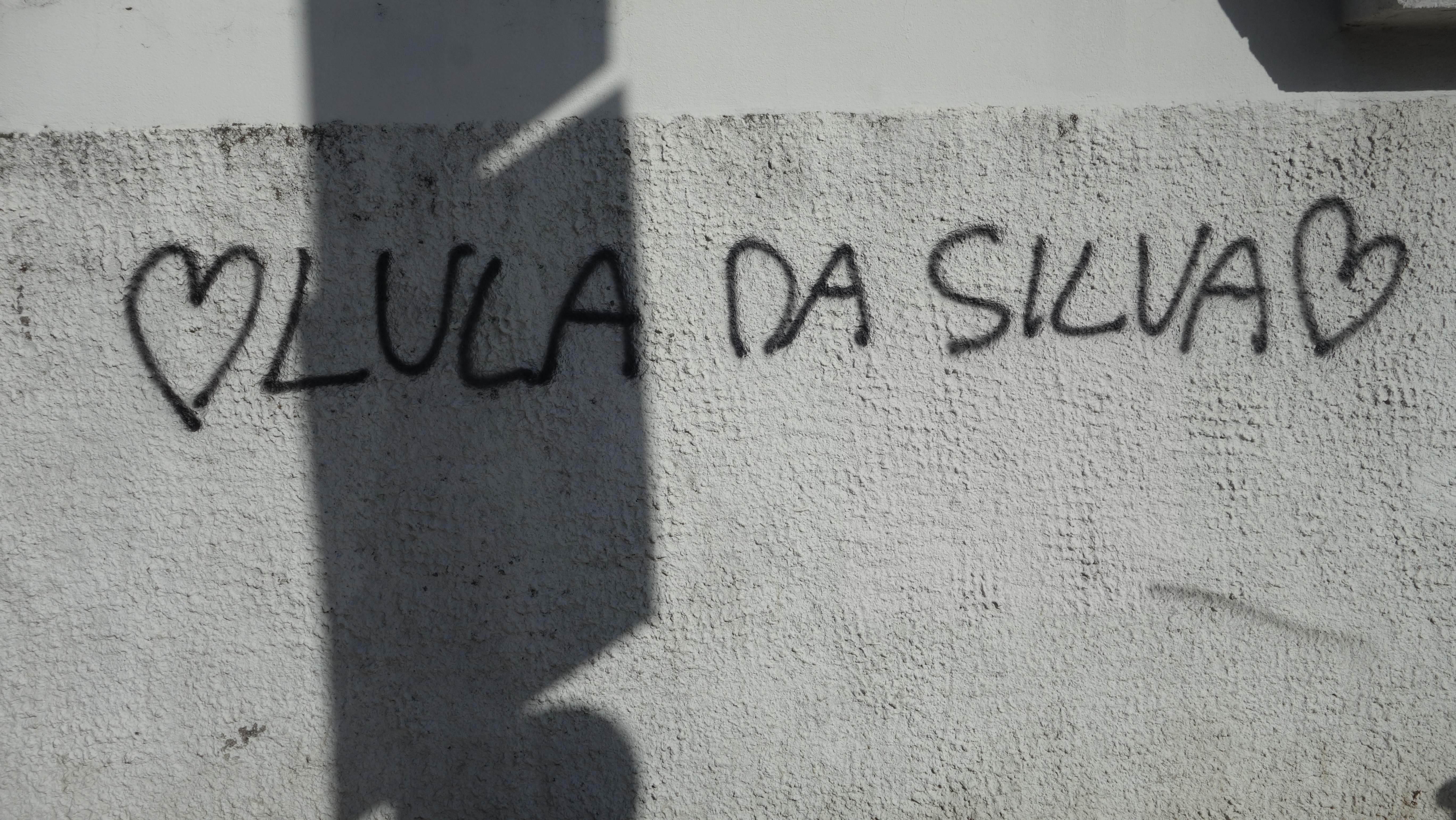 paredes LX Sapadores Lula