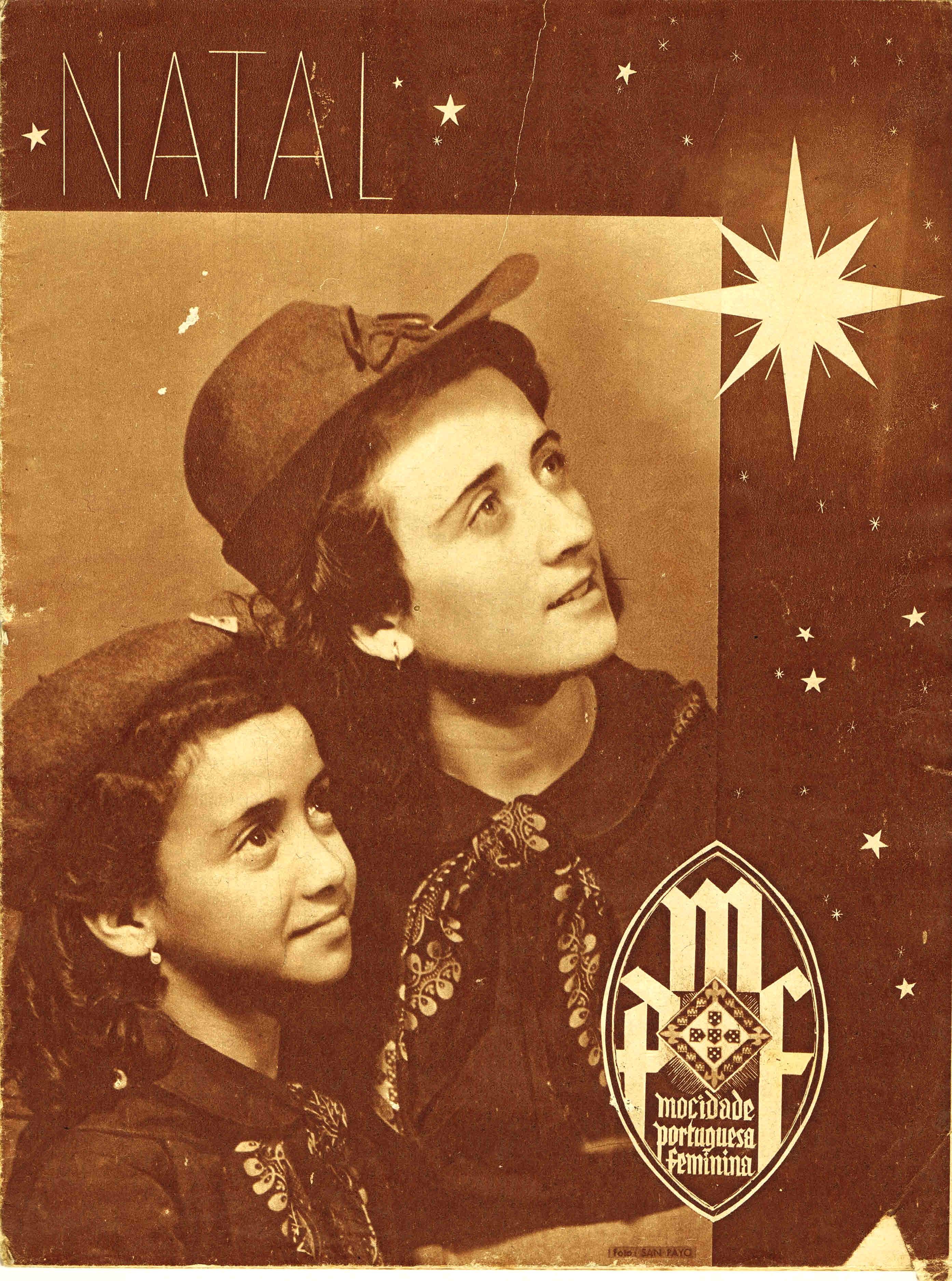 revista da mocidade portuguesa feminina nº 44