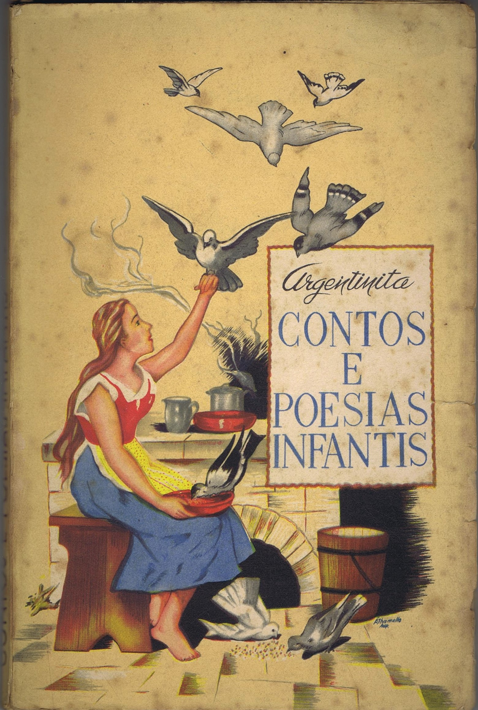contos e poesias infantis
