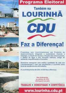 C D U LOURINHÃ