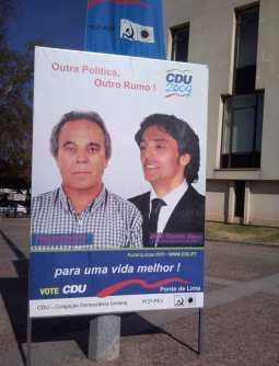 CDU_Ponte_de_Lima
