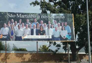 S. Martinho de Bougado, Trofa, PSD 1