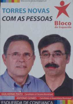 Torres Novas - BE - CARTAZ 01