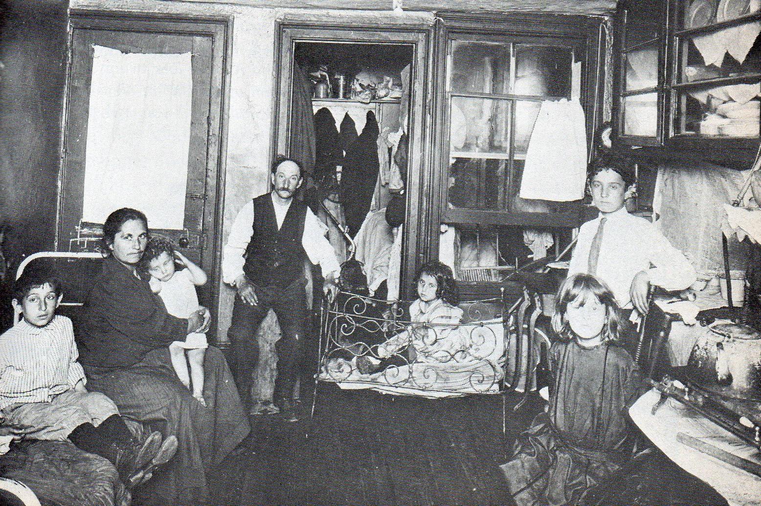 Italian Immigrants In New York City