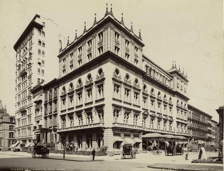 New York City 1900 Ephemeral New York