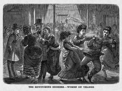 Radical Women Gilded Age Ephemeral New York