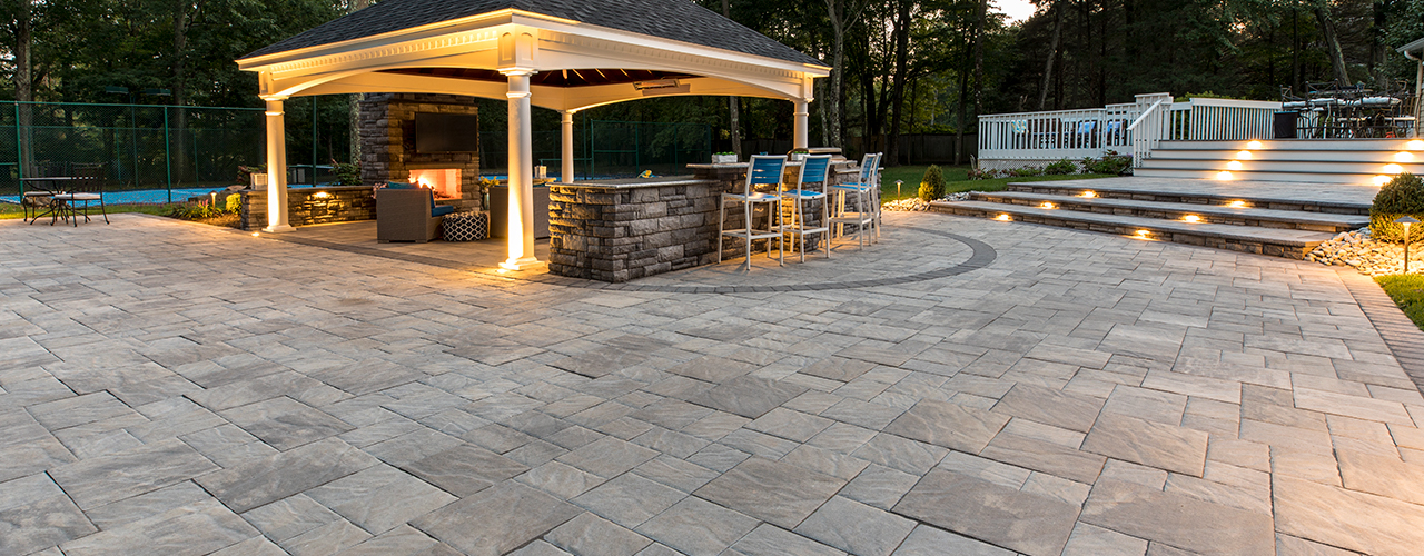 central new jersey patio pavers