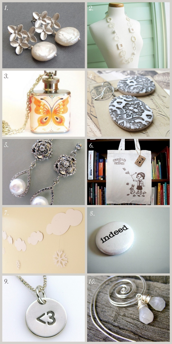 Sweet White – Browsing the Bazaar