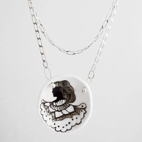 Goldenink – Printmaking and Jewellery together in a very good way!