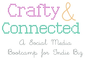 Crafty & Connected ~ Win a free spot in the course!