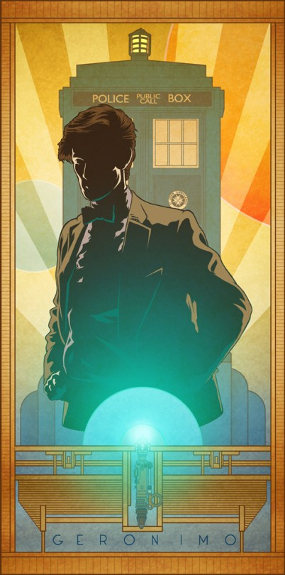 Today I Like… {14/2/12} Art Deco Doctor