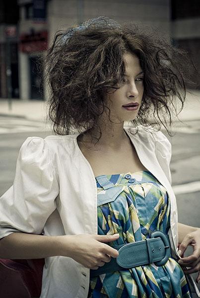 Dulcinee Vintage as Photographed by Rinze van Brug