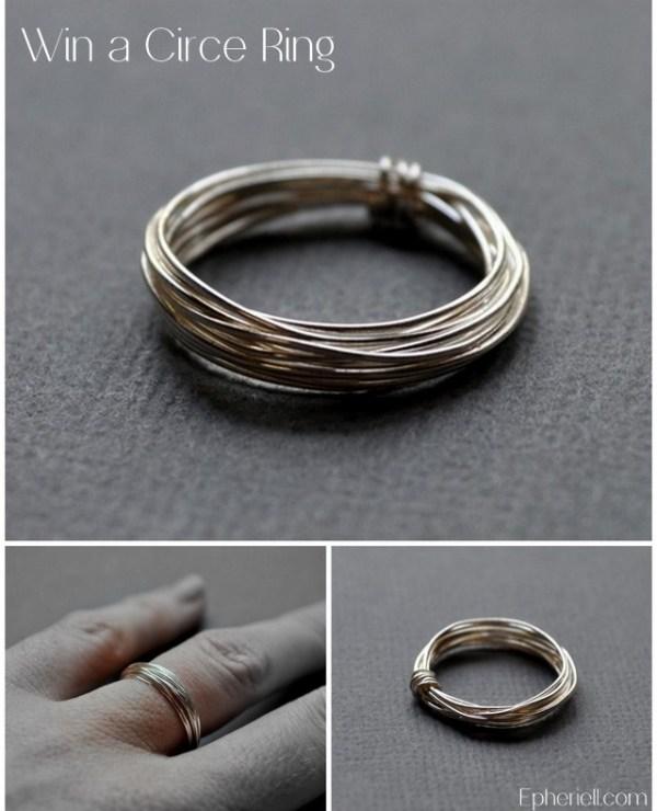 November Giveaway 2012 ~ Circe Ring
