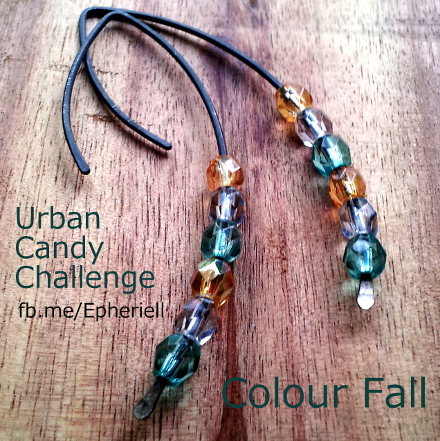 Urban Candy Challenge #5 – Colour Fall