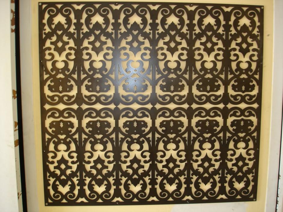 Inlay Panel