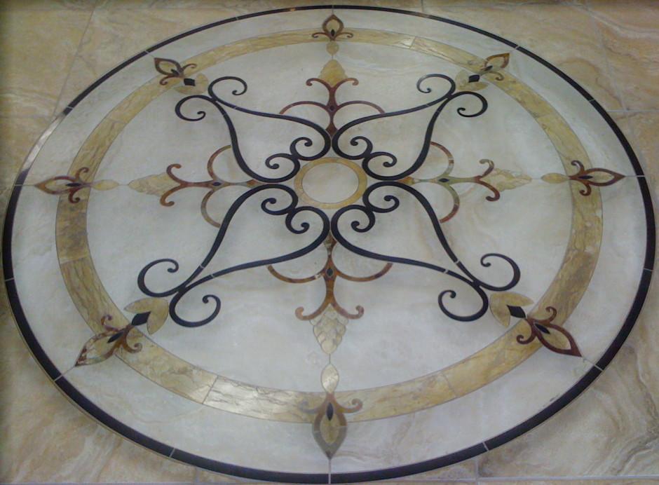 marazzi-medallion