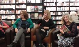 Chiswick Calendar Editor Bridget Osborne, Stephanie Zia, Susan Lee Kerr