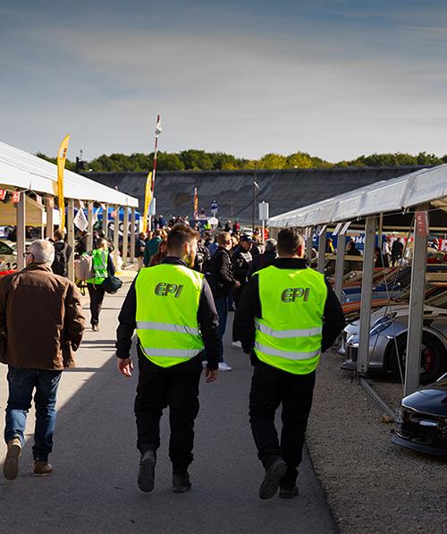 agents de sécurité événementielle paris