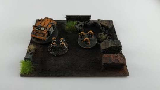 Equivalencias de Vanguard Miniatures con Epic