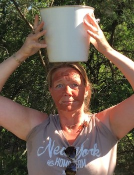 or how to carry a bucket of water on your head