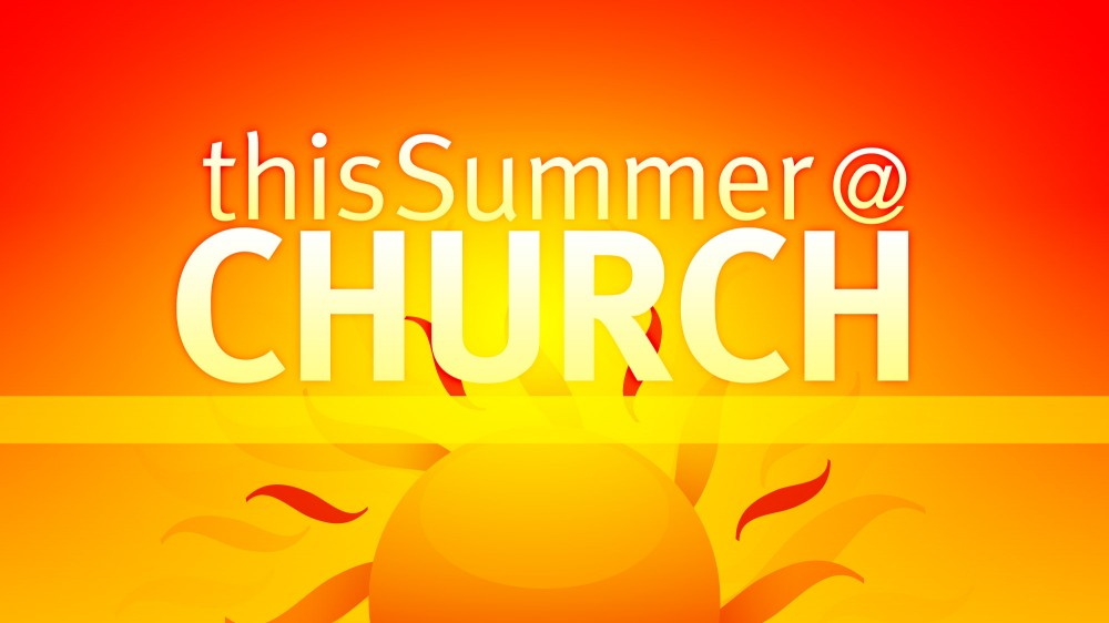 Image result for church summer
