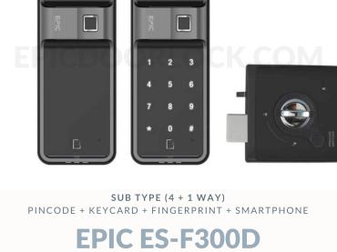 EPIC ES-F300D