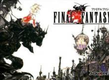 Final Fantasy VI Title