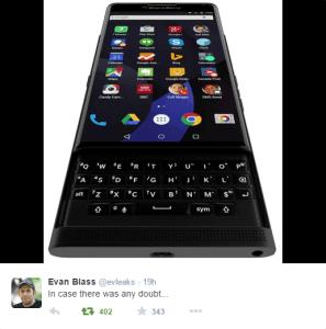 Blackberry Venice #2