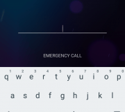Android Password Lockscreen
