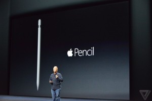 Apple Pencil Announcement
