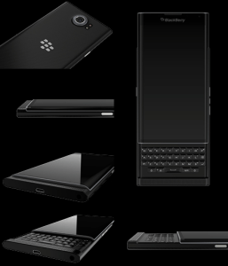 Blackberry Priv Pre-Order Announcement
