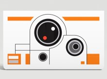Star Wars Google Cardboard - BB8