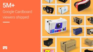 Google Cardboard Numbers 1